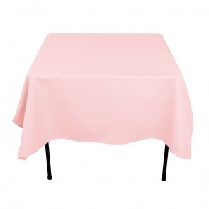 70 x 70 light pink