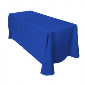 90 X 132 ROYAL BLUE