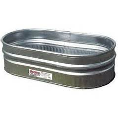 galvanised tub