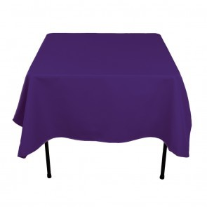 70 x 70 purple